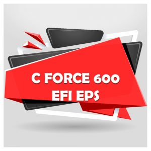 C FORCE 550/600 EFI EPS